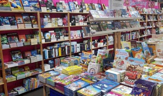 Bücher Outlet Messekalender