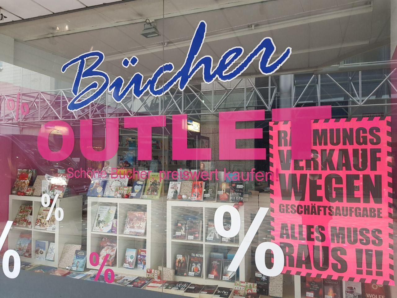 Bucher outlet